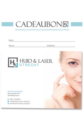 Cadeaubon Huid & Laser Utrecht