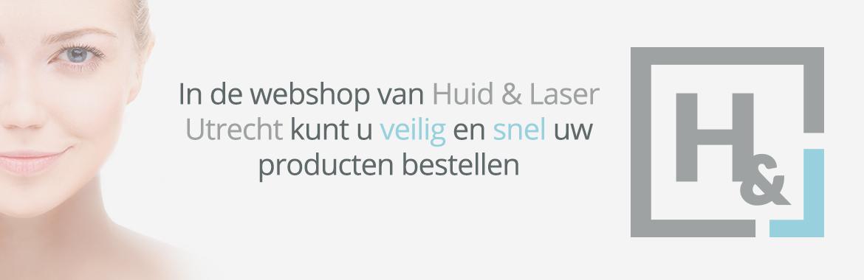 Webshop Huid & Laser Utrecht