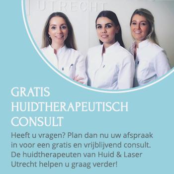 gratis huidtherapeutisch consult