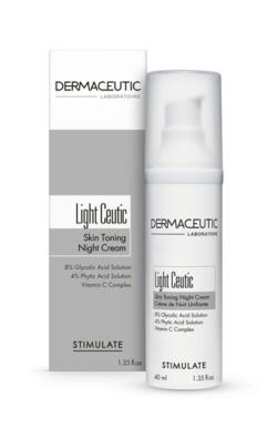 Dermaceutic Light Ceutic - Box and Bottle - Huid-&-Laser-Utrecht