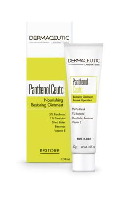 Dermaceutic Panthenol Ceutic - Box and Tube - Huid-&-Laser-Utrecht