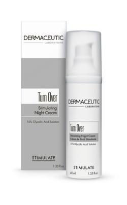 Dermaceutic Turn Over - Box and Bottle - Huid-&-Laser-Utrecht