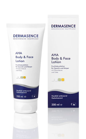 AHA Body & Face Lotion