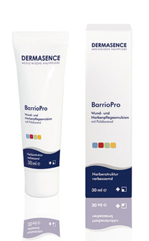 Barriopro wond- en litteken emulsie