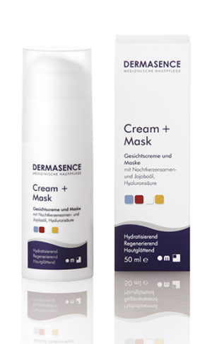Cream + Mask