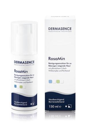 RosaMin reinigingsemulsie
